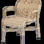 Lawn chairs - Amme Chair - LOVATO MÓVEIS