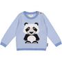 Children's apparel - Rhino knit sweater - COQ EN PATE