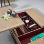 Coffee tables - Bohème I Coffee Table - ZAGAS FURNITURE