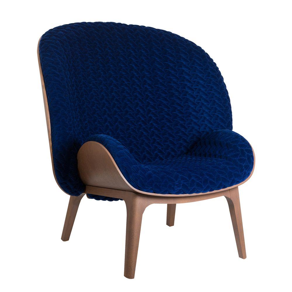Studio Jean Marc Gady hug armchair - armchairs - perrouin 1875 - wood | mom