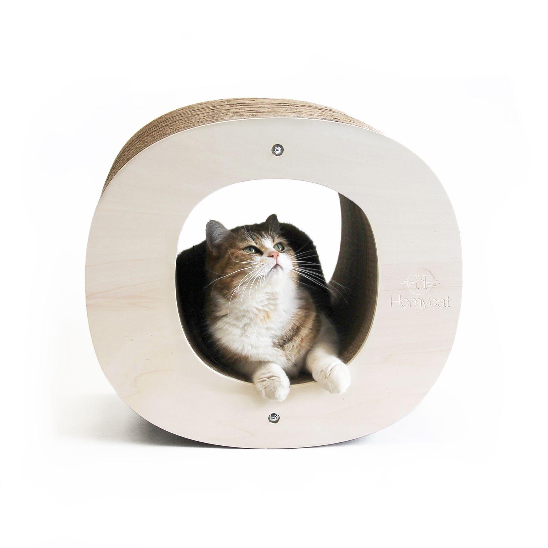 Griffoir Chat Carton Design homycat dÉco pour chats – exhibitors – maison&objet paris